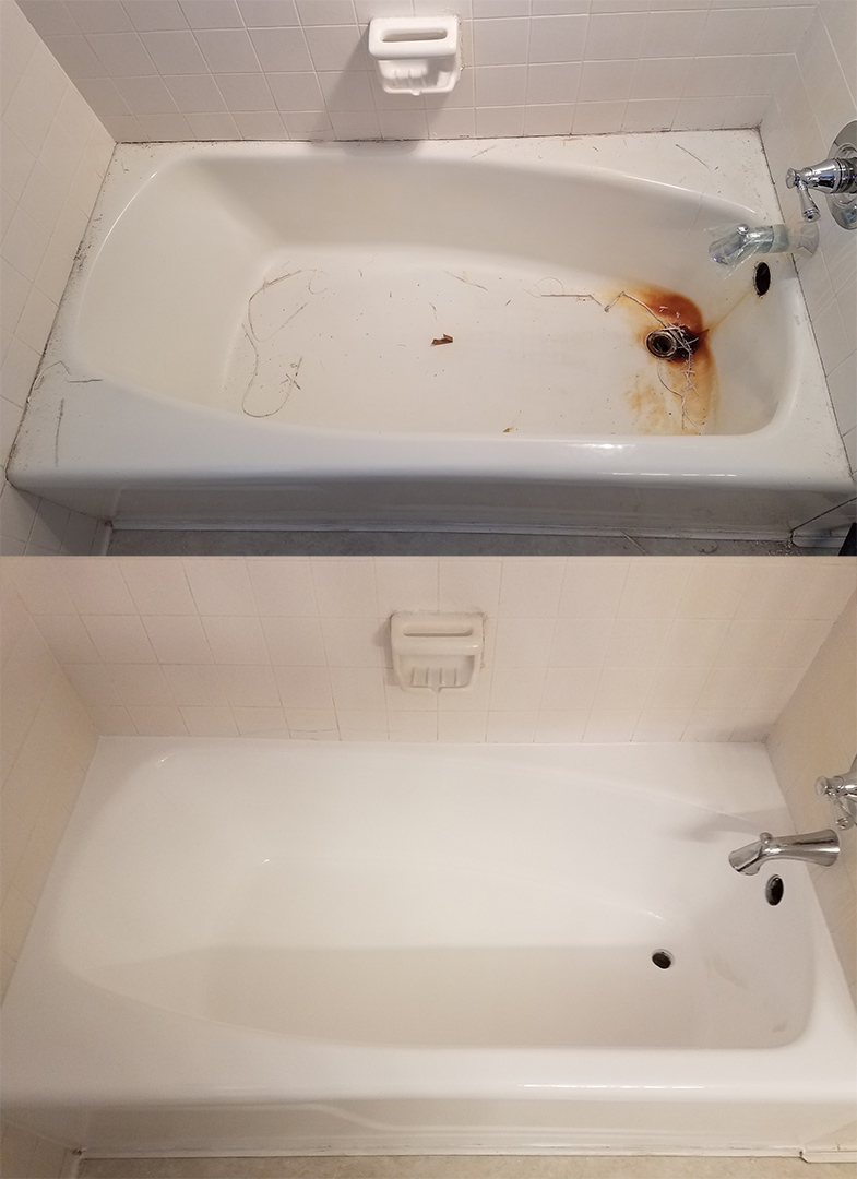 Martin & Sons Reglazing Inc | Bathtub Reglazing Service Lansing MI